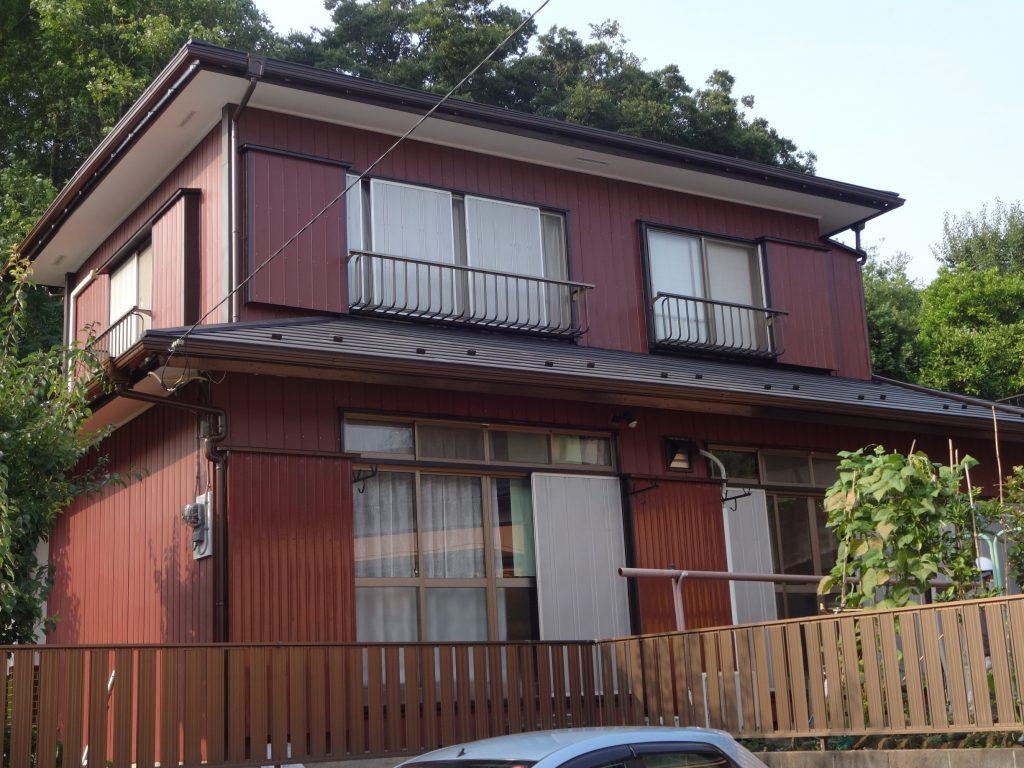横浜市南区で外壁リフォーム工事を行いました