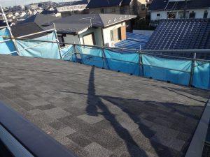 横浜市戸塚区の屋根カバー工事