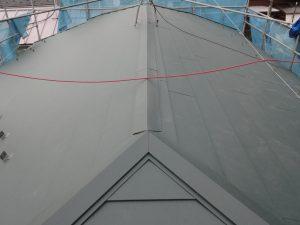 横浜市港南区の屋根カバー工事