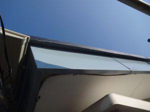 破風板(ガルバリウム鋼板)