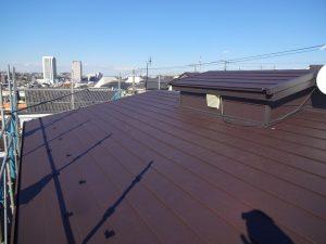 横浜市磯子区の屋根カバー工事