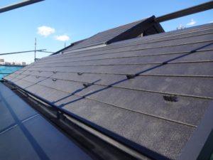 川崎市麻生区の屋根カバー工事