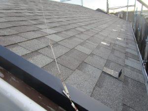 川崎市宮前区の屋根カバー工事
