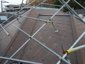 勾配のある屋根