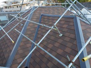 横浜市西区の屋根カバー工事