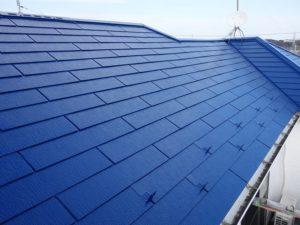 川崎市麻生区の屋根塗装工事