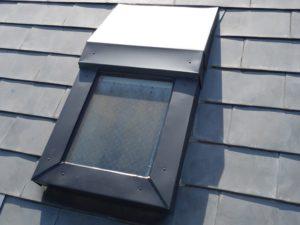 天窓の板金カバー