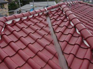 川崎市麻生区の漆喰補修工事