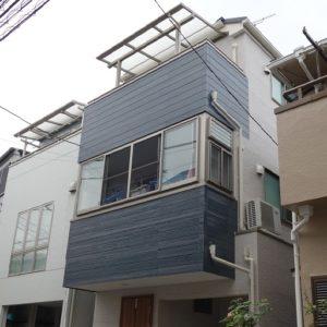 川崎市中原区|サイディング壁塗装の施工事例