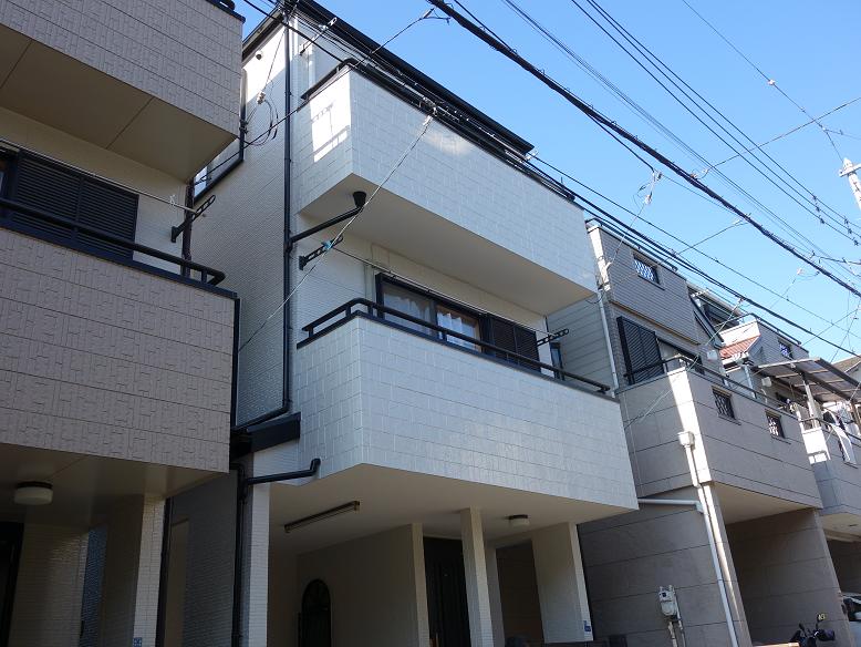 川崎市宮前区|サイディング壁塗装の施工実績