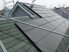 横浜市緑区の屋根カバー工事