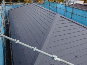 川崎市宮前区の屋根塗装工事