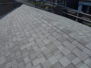 川崎市麻生区の屋根葺き替え工事