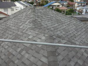 川崎市多摩区の屋根カバー工事