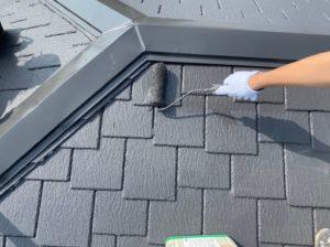 アーバニー屋根塗装