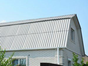 腰折れ屋根(ギャンブレル屋根)