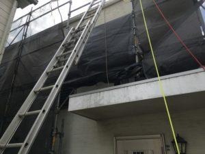 昇降機の設置