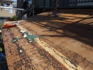 野地板の劣化