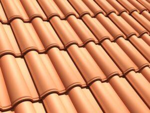 M型瓦屋根
