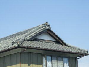 入母屋屋根