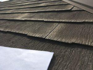 屋根材の浮き